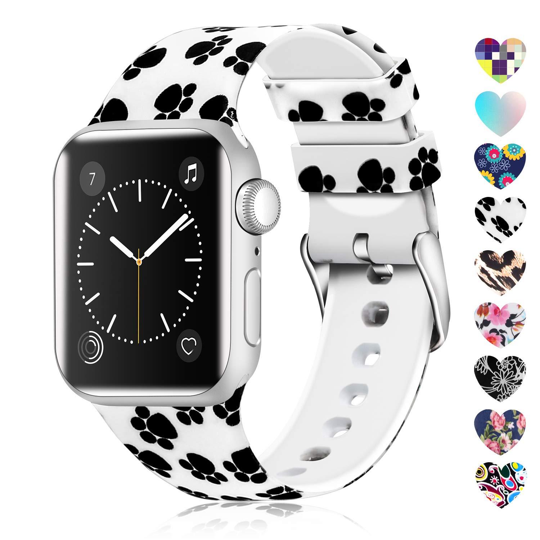 Malla Silicona para Apple Watch (38/40mm) LWSENGME [L5B9S49]