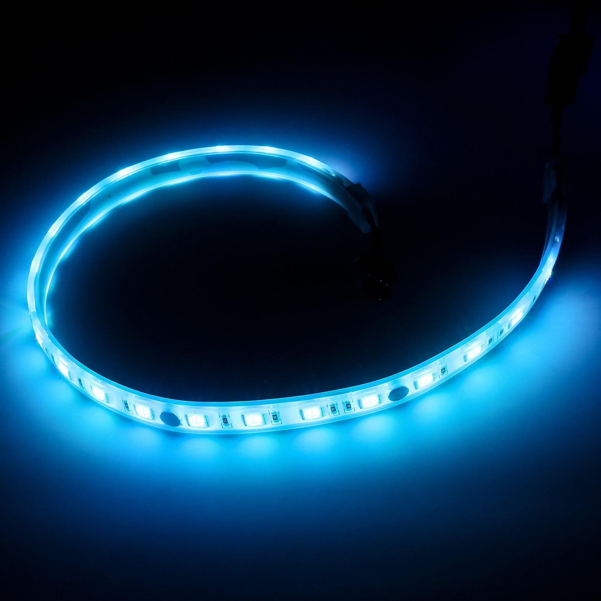 Phanteks PH-LEDKT_COMBO: RGB LED Strip Combo Set - Retail Cases by Phanteks (Image #6)