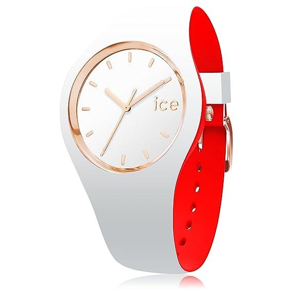 Ice-Watch Reloj Analógico para Mujer de Cuarzo con Correa en Silicona 7230