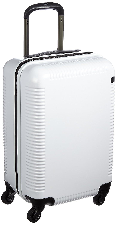 [エース] ace. 日本製スーツケース ウィスクZ 48cm 32L 2.9kg 機内持込可 サイレントキャスター B01G30A2TYホワイト