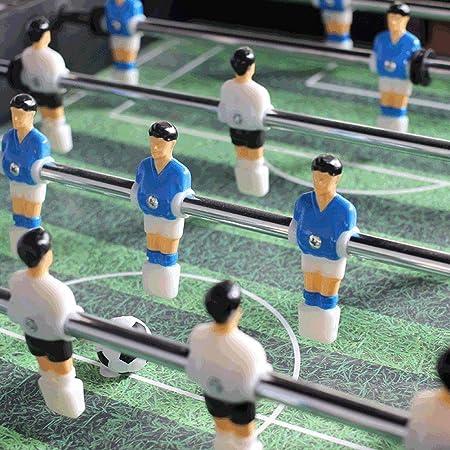 IOIOA Instalación Sencilla de futbolín Panel de MDF futbolín Doble ...