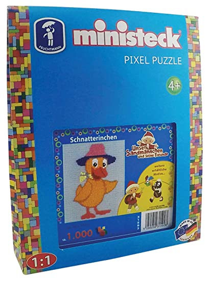 Amazon.com: Ministeck 31592 Schnatterinchen from Our ...