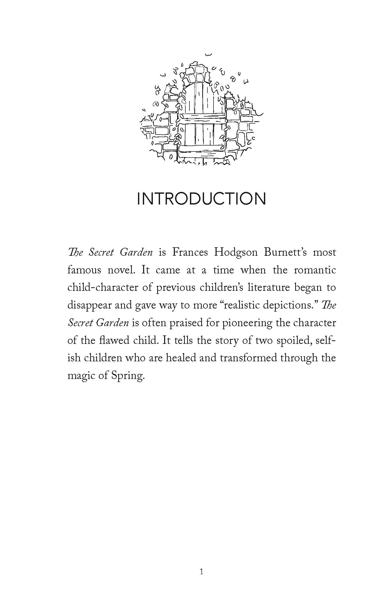 Worldview Guide For The Secret Garden Canon Classics Literature