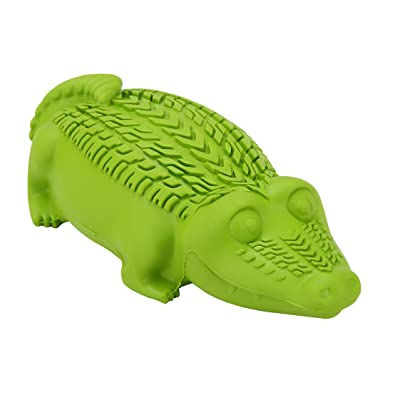 Arm & Hammer Super Treadz Gator & Gorilla Chew Toy
