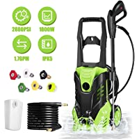 Deals on Homdox 2950PSI Electric Pressure Washer, 1800W