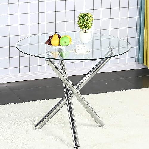 SICOTAS Round Dining Table