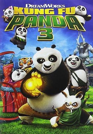 Kung Fu Panda 3 (2016) BluRay x264 AC3 E-Subs Dual Audio [Hindi + English]