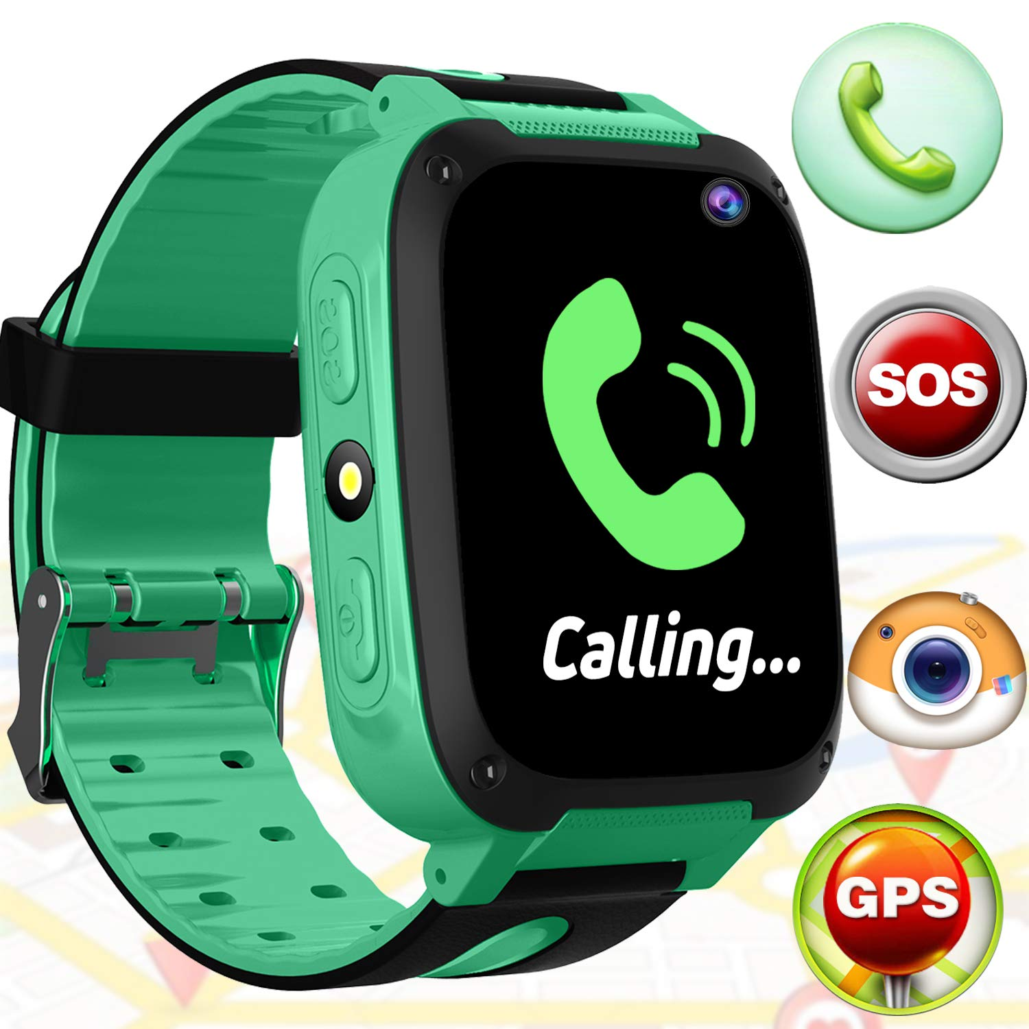 Kids smart wrist-watch