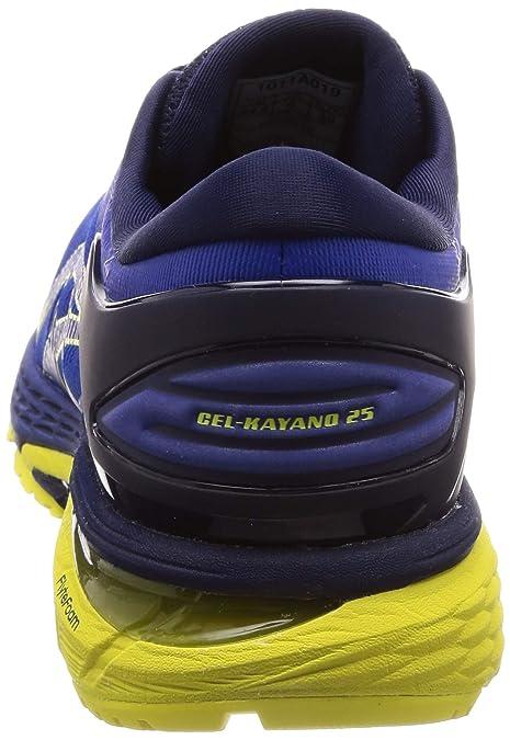 ASICS Gel-Kayano 25, Zapatillas de Running para Hombre: Amazon.es: Zapatos y complementos