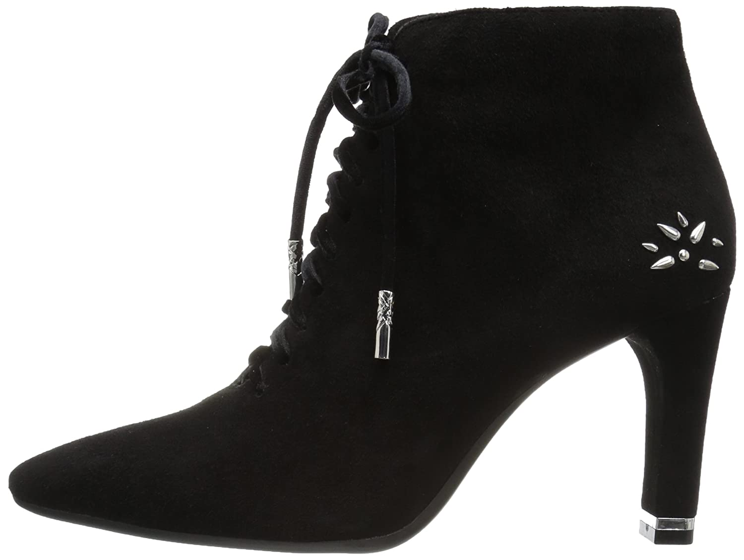 Aerosoles Women's Tax Bracket Ankle Boot B074GZCJCW 7 B(M) US|Black Suede