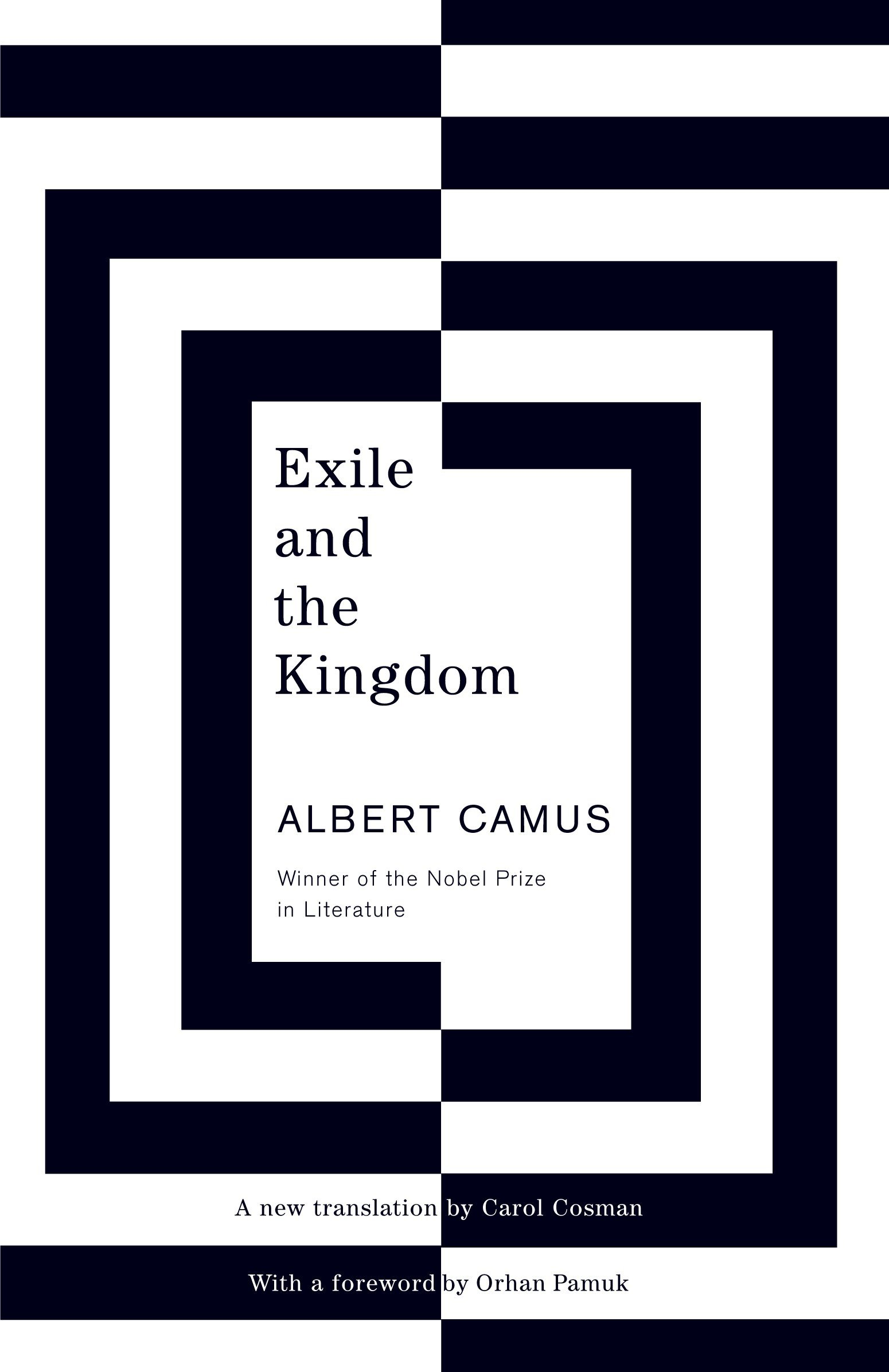 com exile and the kingdom 9780307278586 albert camus books