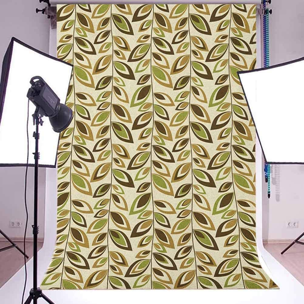 7x10 FT Vinyl Photography Background Backdrops,Four Season Projections on Tree Cycling in Spring Summer Winter Autumn Vibrant Print Background for Photo Backdrop Studio Props Photo Backdrop Wall