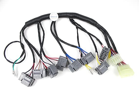 Amazon.com: 2530-1602B Wiring Harness - SINOCMP Harness for Daewoo Doosan  DH220-V DH300-V DH220-5 DH300-5 Excavator Parts, 3 Month Warranty:  AutomotiveAmazon.com