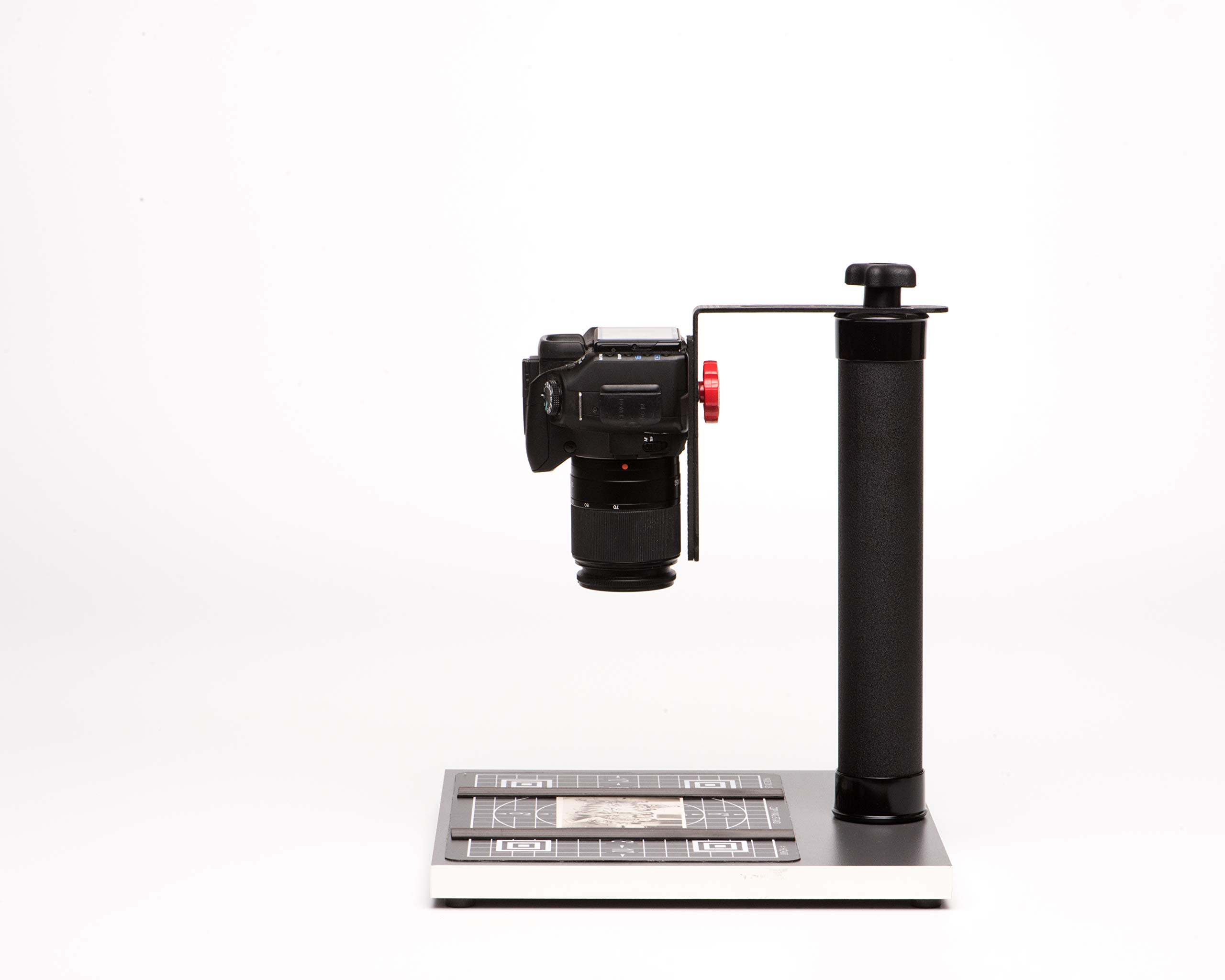 COPY STAND # HD400, A Compact & Small Tool for Digitizing Documents, Photos, or Small Objects with Today's SLR Super Megapixel Cameras by Stand Company (Image #9)