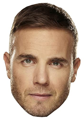 Celebrity face mask kit gary barlow do it yourself diy 1 celebrity face mask kit gary barlow do it yourself diy 1 solutioingenieria Images