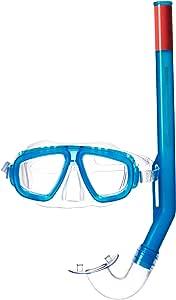 Bestway Hydro-Splash FunDive Mask & Snorkel Set in Clamshell- 2 asst