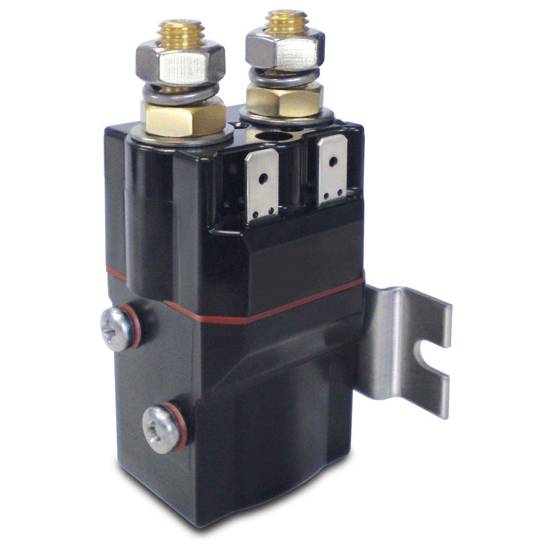Quick T6215-24, Solenoid 2-Pull, 150A 24V IP66
