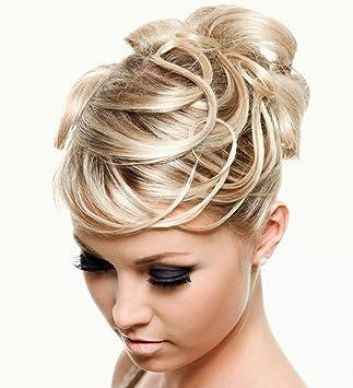 Hair Extension Gummiband Fur Haare Volle Frisur Von Oben Nach Unten