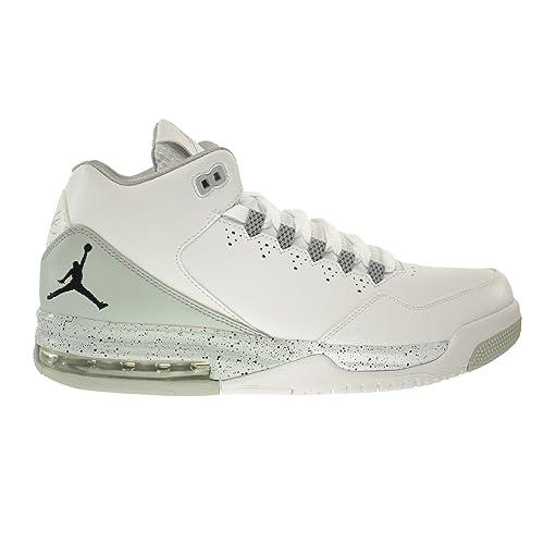 3242b93a9998 Jordan Flight Origin 2 Men s Shoes White Black-Grey Mist 705155-100 ...