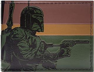 Star Wars Boba Fett Verde portafoglio