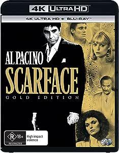 Scarface (1983) [2 Disc] (4K Ultra HD + Blu-ray)