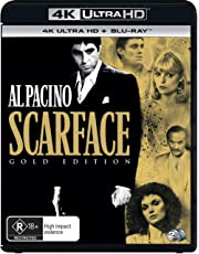 Scarface (1983) [2 Disc] (4K Ultra HD + Blu-ray)