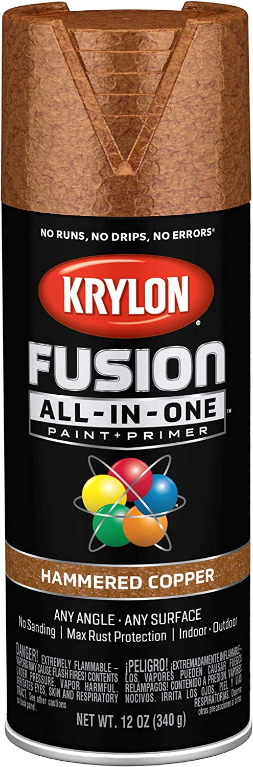 Krylon K02786007 Fusion All-In-One Spray Paint