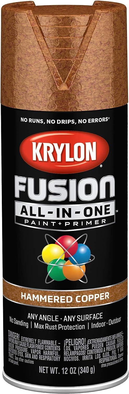 Krylon K02786007 Fusion All-In-One Spray Paint