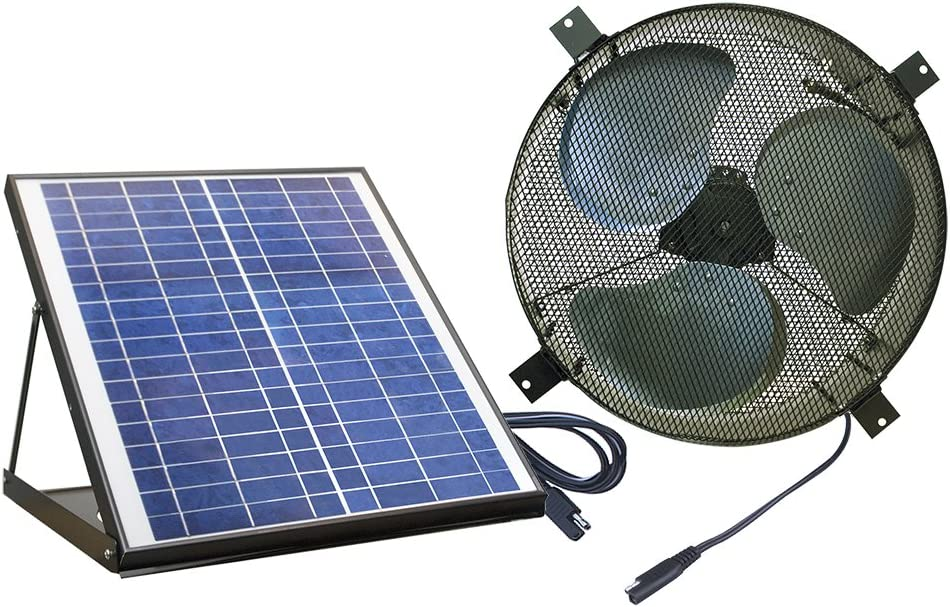 Nature Power 24208 Solar-Panels, Black
