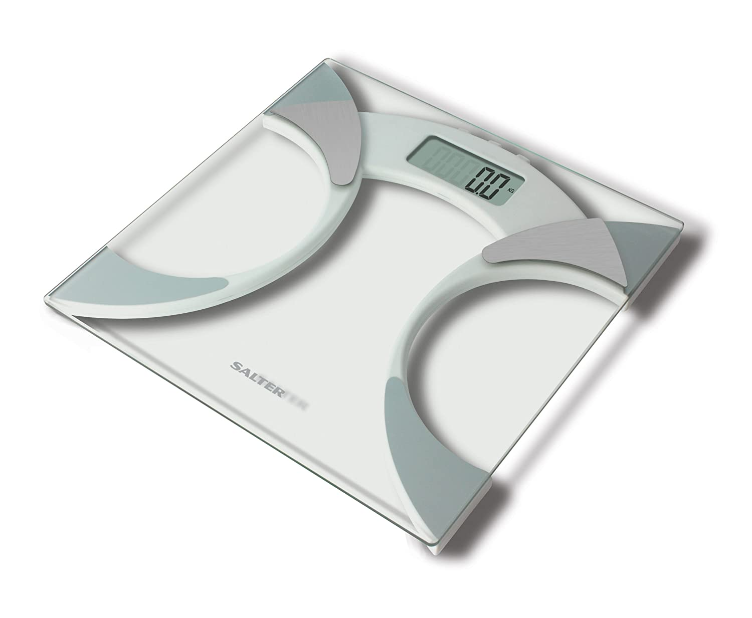 Ultra Slim Analyser Bathroom Scales