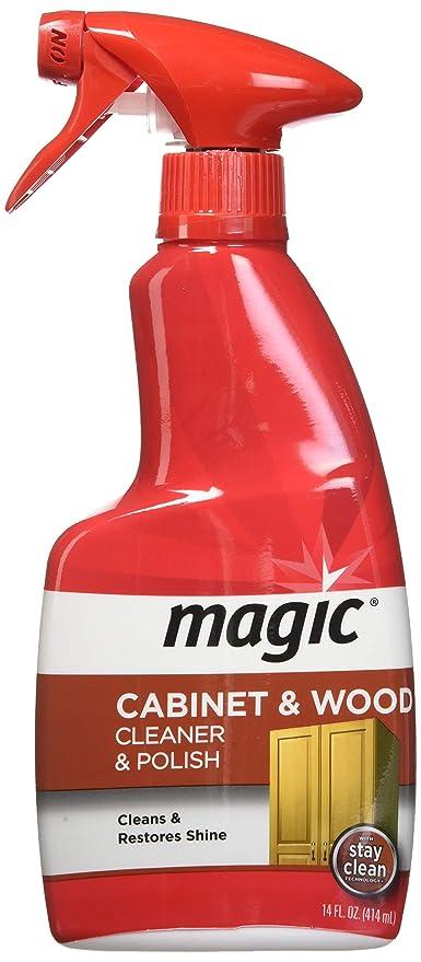 Amazon Magic Wood Cleaner And Polish 14 Fluid Ounce