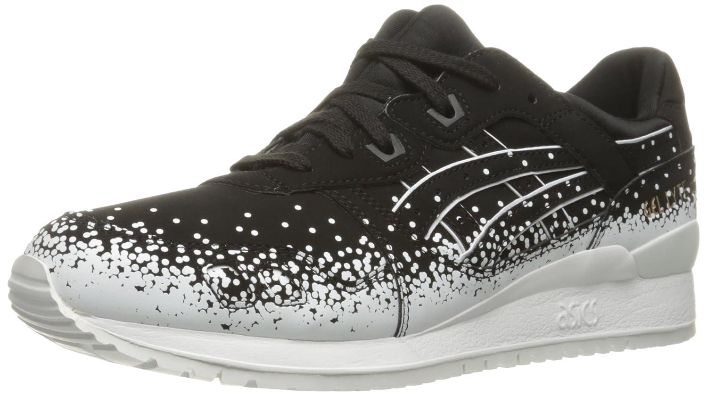 ASICS Men's Gel Lyte III Fashion Sneaker  Black  10 M US