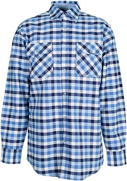 Planam Camisas Country Camisa 1/1 Arm Negro Cuadros: Amazon.es: Bricolaje y herramientas
