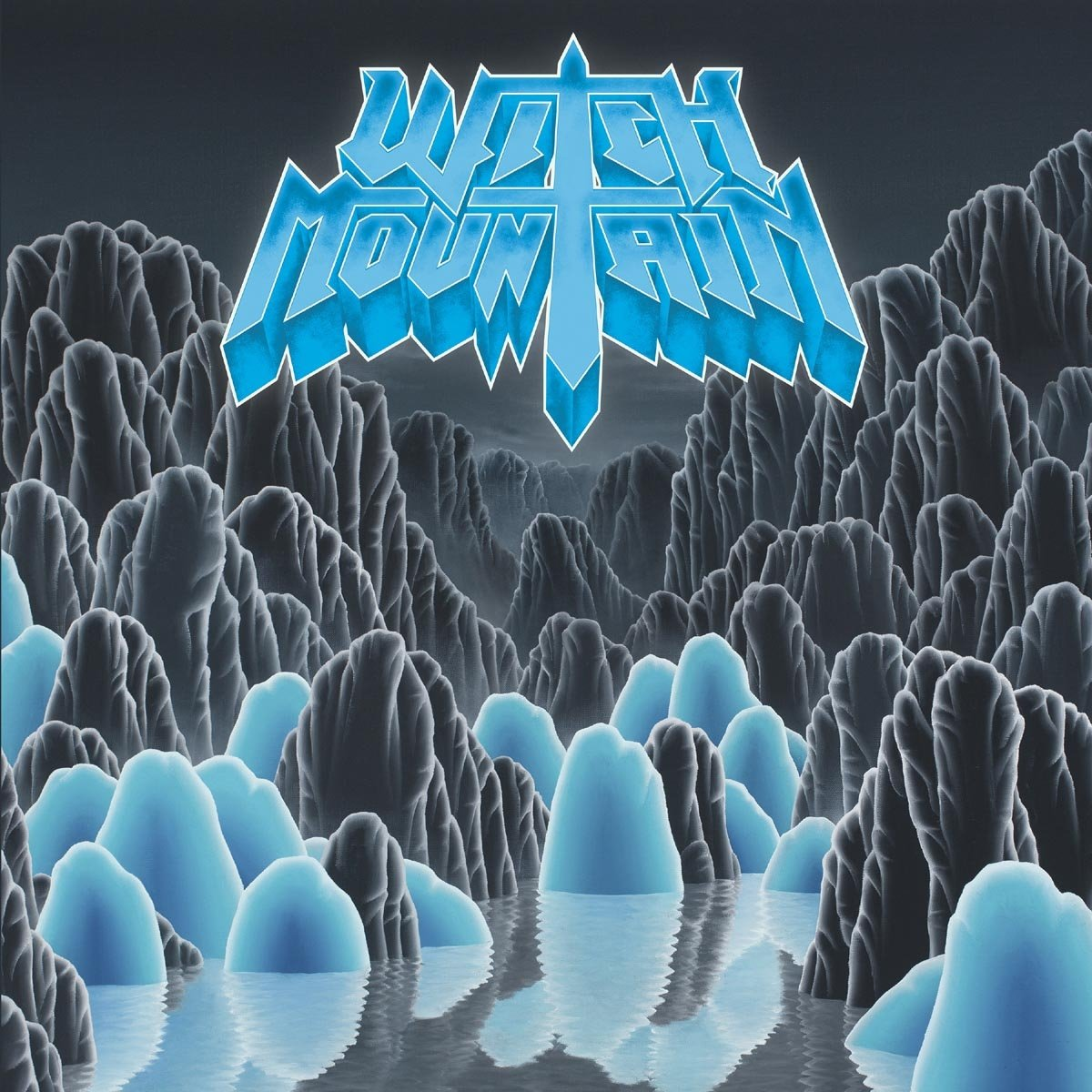 CD : Witch Mountain - Witch Mountain (CD)