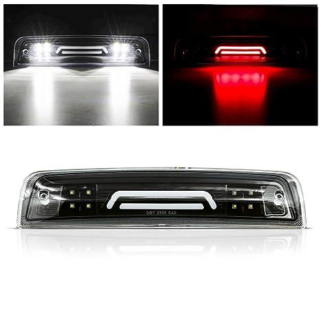 Amazon.com: Tercera luz de freno 3D LED barra de lámpara de ...