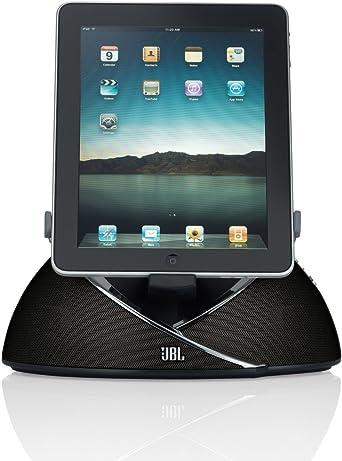 JBL OnBeat 10-Pin iPod/iPhone/iPad Speaker Dock (Black)