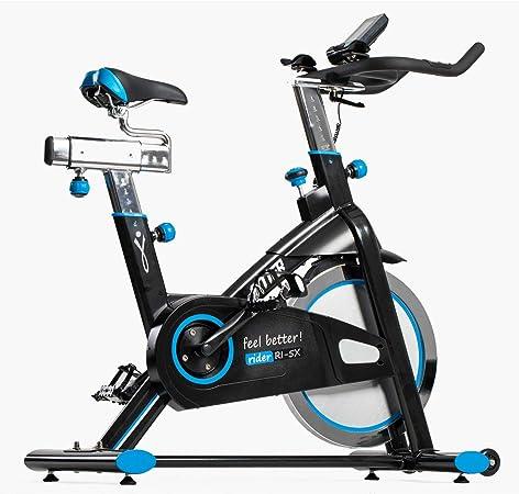 FYTTER - Bicicleta De Spinning Ri-5X: Amazon.es: Deportes y aire libre