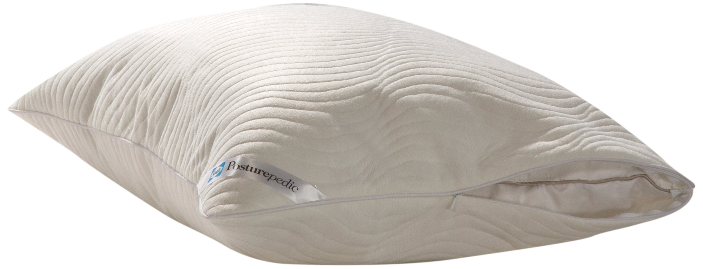 Sealy Posturepedic Cooling Comfort Zippered Pillow Protector