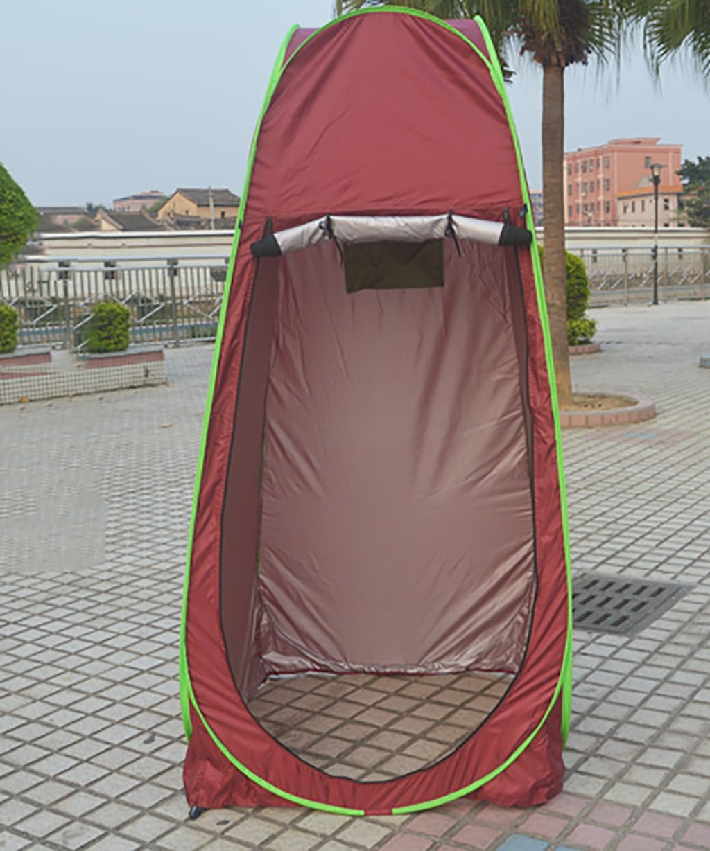 HAIPENG Outdoor-Reisekleidzelte Tragbar Baby Baden Zelt Super Atmungsaktiv 90  90  190cm (größe : 90  90  190cm)