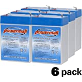 Fresh Stock Compatible Replacement Battery B/&B BP4.5-6 T2