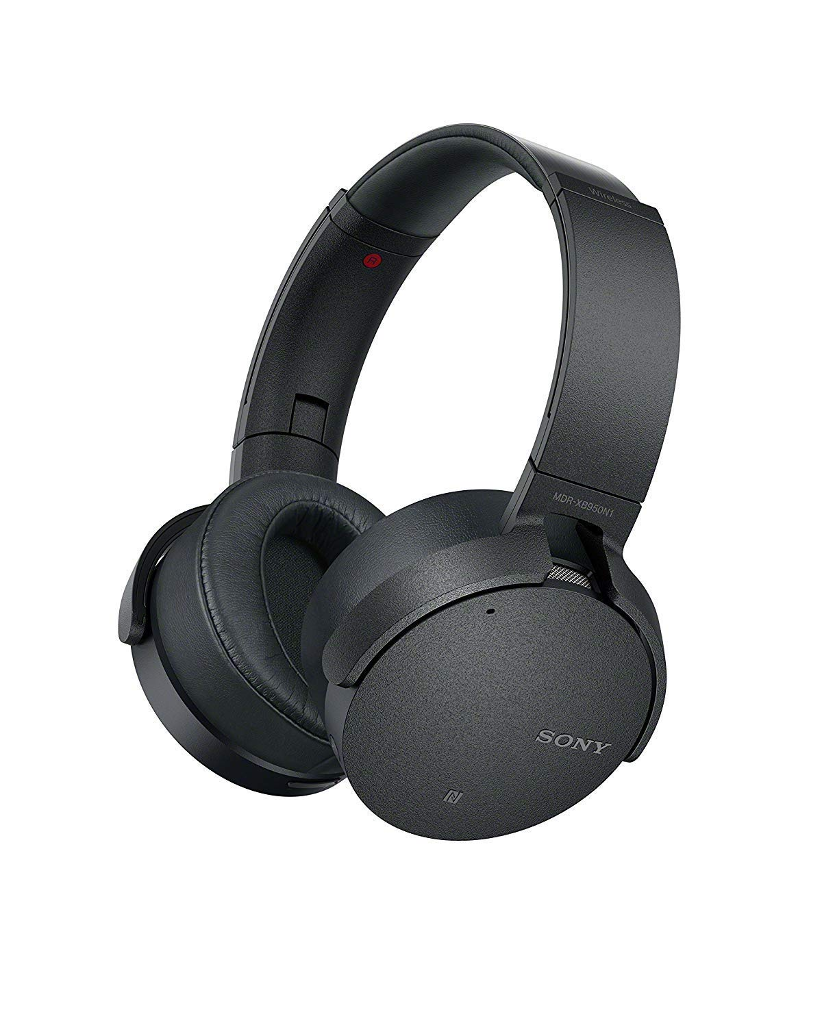Sony XB950N1 Extra Bass Wireless Noise Cancelling Headphones - Black (International Version) … (Renewed)