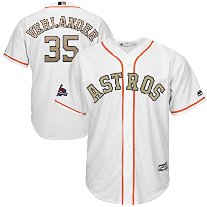 watch 4f5c3 96d10 Amazon.com : Outerstuff Justin Verlander Houston Astros #35 ...