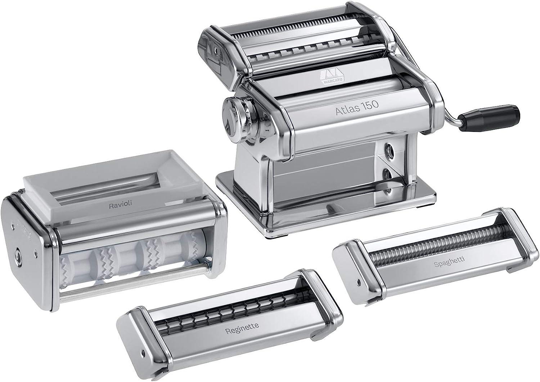 Marcato Coffret machine /à p/âtes 6 accessoires multipast