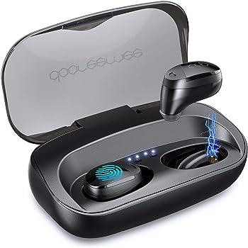 Dooreemee Waterproof Hi-Fi Bluetooth 5.0 EarBuds with Charging Case
