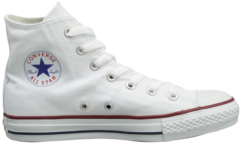 Converse AS Hi Can charcoal 1J793 Unisex-Erwachsene Sneaker Schwarz / Weiß