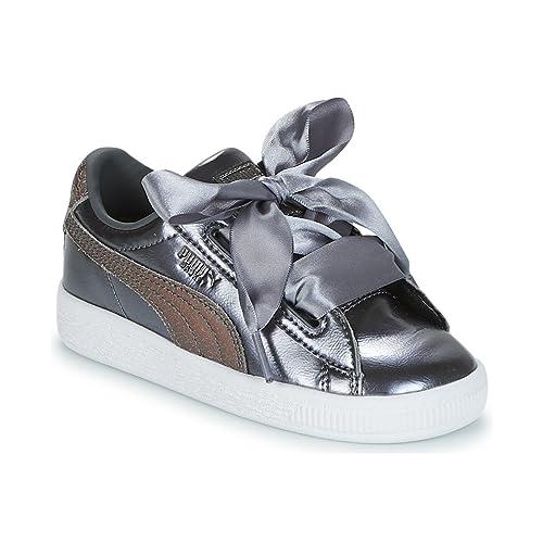 Puma Basket Heart Lunar Lux Inf 36599501, Deportivas: Amazon.es: Zapatos y complementos