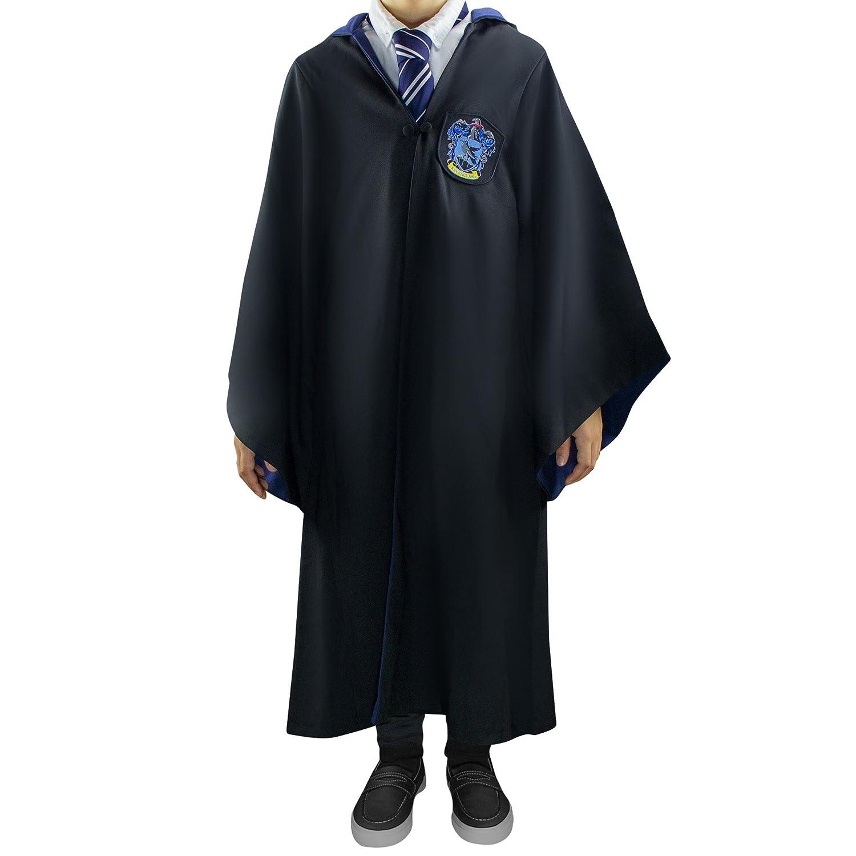 XSmall, Corvonero Riproduzione cucito in laboratorio di alta qualit/à Licenza ufficiale Strega del mago Harry Potter