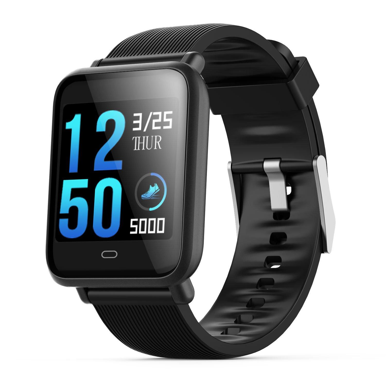 TOOGOO® Q9 Reloj Inteligente con Monitor de frecuencia cardíaca de ...