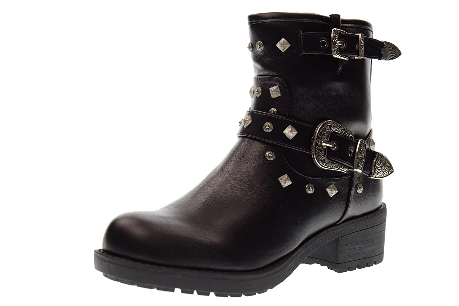 GOLD&GOLD chaussures bottes courtes JB723 NOIR taille 36 BLACK 5NYzsMwJ