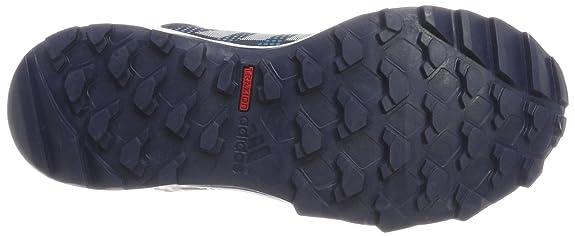 Amazon.com | adidas AW17 Mens Galaxy Trail Running Shoes - Blue/White/Aqua - UK 7 | Shoes